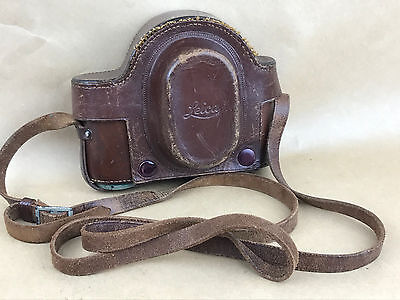 Leica ENTAR Everready Camera Case for Leitz Screw Mount w/ Imarect Finder