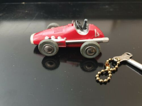 Ultra RARE Schuco No 1040 Clockwork Micro Racer made US Zone Germany early 1950s