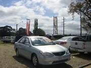 2005 Toyota Camry Altise Limited 2.4 4cyl Auto Sedan Tidy Car Orange Orange Area Preview