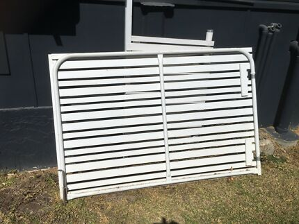 Steel gate frame | Building Materials | Gumtree Australia Logan Area ...