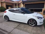 2012 Hyundai Veloster Coupe Broadmeadows Hume Area Preview