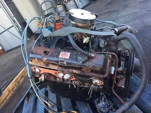 2 x 350  Chevy engines Redcliffe Redcliffe Area Preview