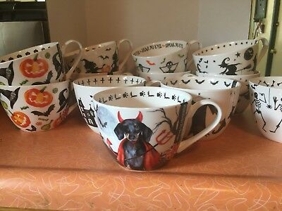 Halloween Coffee (Large Halloween Coffee Mug Portobello By Design Different Models, You Choose)