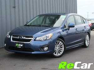 2013 Subaru Impreza 2.0i Limited Package AWD | NAV | SUNROOF...