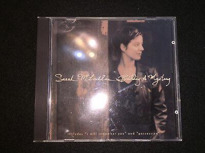 Used Sarah Mclachlan Building A Mystery Cd Single Ep Sampler Pop Easy Listening