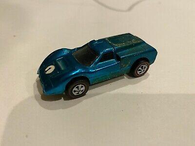 Vintage Hot Wheels Redline 1968 Ford J Car Aqua US