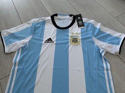 Argentinien Fußball Trikot (Argentinien Trikot Orginal Adidas Home Gr. M Artikel Neu und OVP)