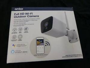 ANKO FULL HD WI-FI OUTDOOR CAMERA - AS NEW in Box Campbelltown Campbelltown Area Preview