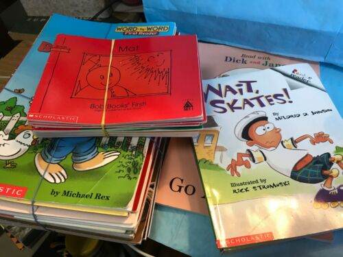41 CHILDREN'S BOOKS---BEGINNING LEVEL -LEVEL 2--------------------------------rw