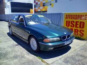 1998 BMW 528i auto 1 YEAR WARRANTY. Woy Woy Gosford Area Preview