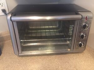 Convention oven/