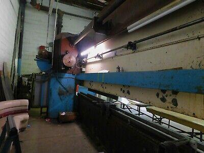 16 Chicago Dreis Krump Mechanical Press Brake Model Ss-501