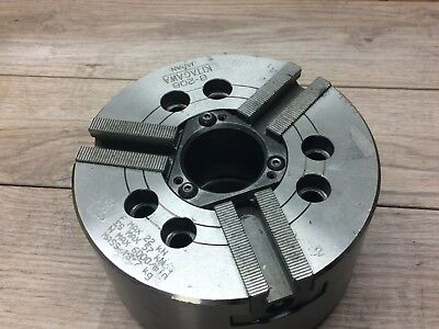Nice Kitagawa B206 3 Jaw Power Chuck W A 2 5 Mount