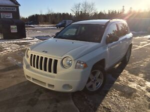 2010 Jeep compass North Edition LOW MILAGE