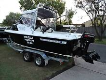 Restored Ultimate Haines Hunter 213C Half Cabin Boat Torquay Fraser Coast Preview