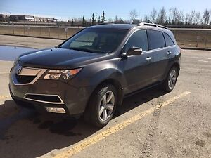 2011 ACURA MDX TECH 137k one owner mint