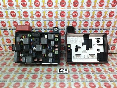 09 2009 10 2010 11 2011 CHEVROLET HHR UNDER HOOD ENGINE FUSE BOX 20782973 OEM