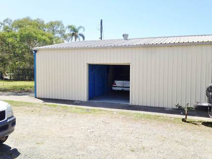 Rental Yard space + Shed+ Parking + Storage area North Lakes QLD