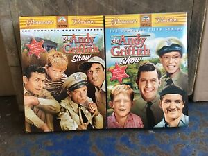 The andy griffith show DVD sets