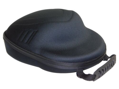 Baseball Cap Carrier Case 3 Hats Carry On Travel Hat Box with Shoulder Strap