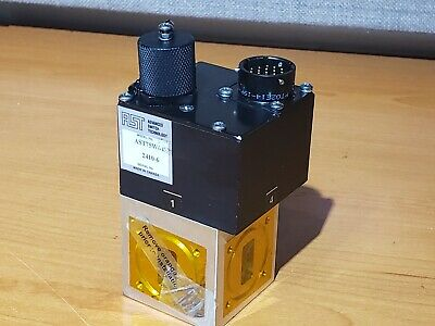 New Advanced Switch Technology Ast Ast75w-12 Wr75 Motorized Waveguide Switch