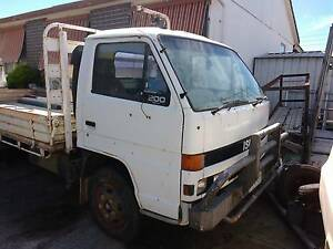 1991 Isuzu NPR58l cab, bullbar and tray for sale - will separate Doveton Casey Area Preview