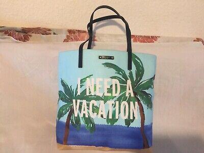 Kate Spade New York Summer Beach Bag I need A Vacation