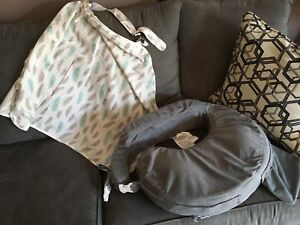 Brand new nursing pillow and cover