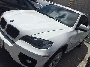 2008 BMW X6  XDrive35i only 135000km
