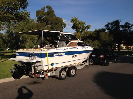 Whittley cruisemaster 660 ideal family boat for rotto