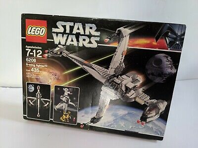 LEGO Star Wars B-Wing Fighter (6208) 2005