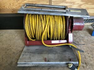 Hannay Electric Cable Reel