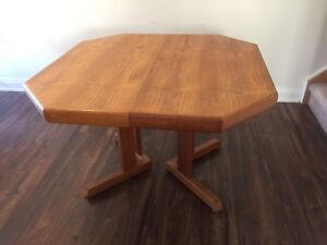 Teak Dining Table - FOR SALE!!!