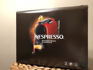 Nespresso Essenza Coffee Machine  - brand new in box.