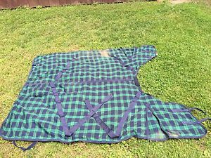 Horse Blanket for Sale - Size 80
