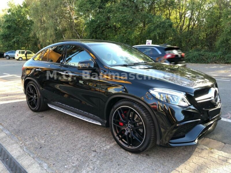 Mercedes-Benz GLE - Coupe GLE 63 S AMG 4Matic VOLLAUSTATTUNG