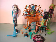 Monster High Doll Furniture
