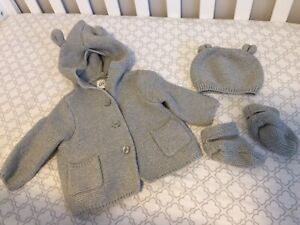 Baby Gap Knit Set