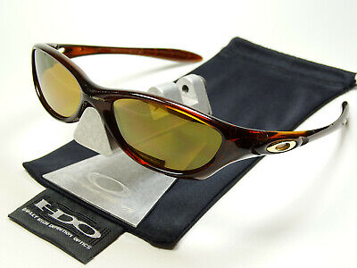 Oakley Fate Rootbeer Sonnenbrille Pocket Fat Cat Four Fives Minute Braun Gold XX