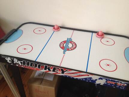 Air Hockey Table Malvern Unley Area Preview