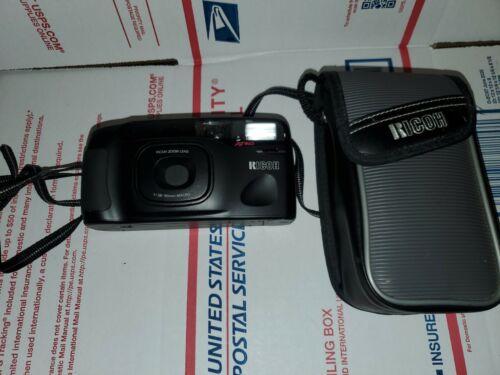 Ricoh RZ-900 Film Camera W/ 38-90mm Macro Zoom Lens / Works - $12.50