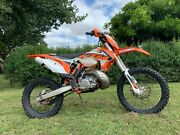 KTM 200EXC 2016 Newham Macedon Ranges Preview