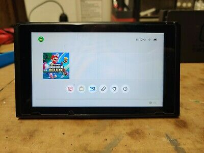 Nintendo Switch HAC-001(-01) 32GB Console with Gray Joy‑Con