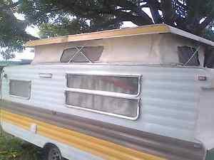 1979  Pop Top Caravan Woree Cairns City Preview