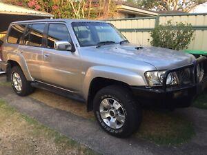 2006 Nissan Patrol St (4x4) 4 Sp Automatic 4d Wagon