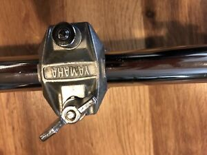 Yamaha drum stand clamps and bar