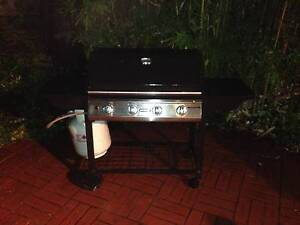 Jumbuck 4-burner BBQ with gas bottle North Adelaide Adelaide City Preview