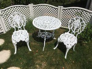 Table Fonte | Achetez des articles de terrasse et jardin ...
