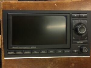 Audi Radio RNS-E  B7