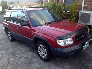1999 Subaru Forester Wagon Claremont Glenorchy Area Preview
